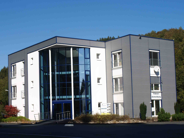 Firmengebäude Mielke Logistik